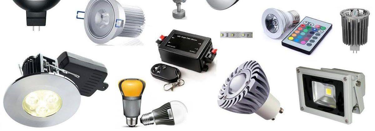 LED produkter