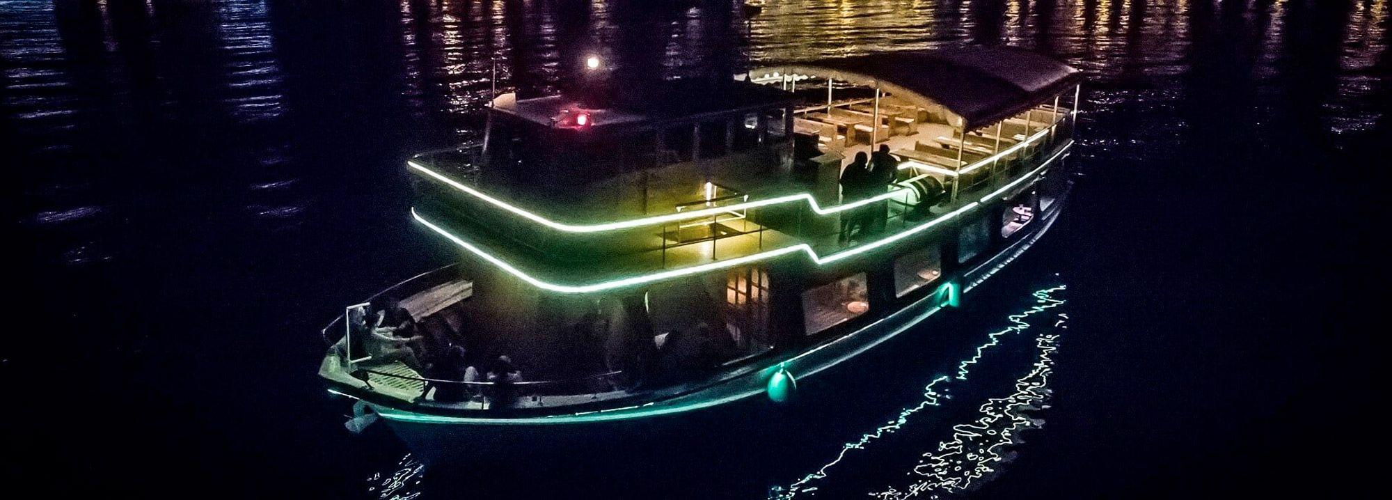 LED til Båt