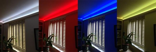 RGB LED striper
