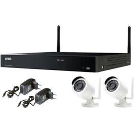Overvåkning Urmet WIFI Overvåkningssett med 2 kamere