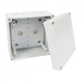 koblingsboks KSK125 IP66 126x126x76mm grå HF