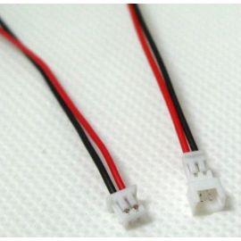 2M forlengelse kabel til lavtbyggende downlights 6x3W og 3x3W med plugger