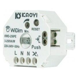 WiDim B 250 WiFi innfellingsdimmer 2-250W