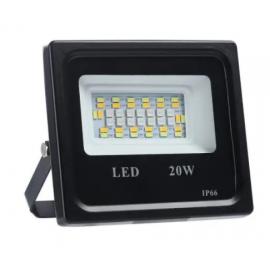 Smart RGBCW 20 Flomlys IP66 Blåtann