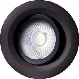 Unilamp Gyro 8W 2700K sort