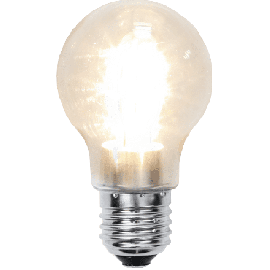 1,6w LED polykarbonat Deko pære 2200Kelvin