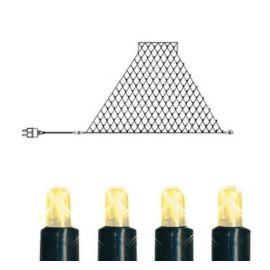 Start System LED + Lysnett 300x200x70 cm, Micro (x194), Sort kabel, Klar