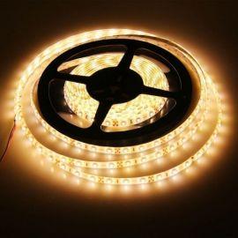 14,4W 5050 LED stripe Varm hvit lys