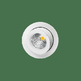 SG Junistar Exclusive DimToWarm Matt hvit 6W LED 2000-2800K Ra95