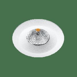 SG Uniled IsoSafe Matt hvit 7W LED 2700K Ra95 37mm