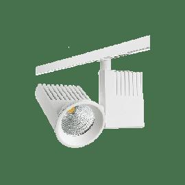 SG Zip Pro 40° Matt hvit 42W LED 3000K