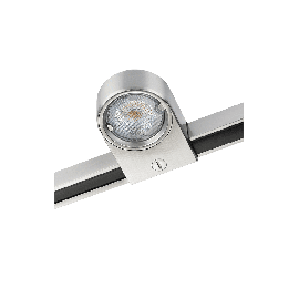 SG Zip Star Børstet stål 5W LED 2700K