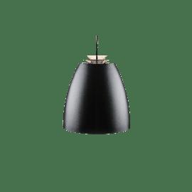 SG Bell Maxi takpendel - Sort/Gull 15W