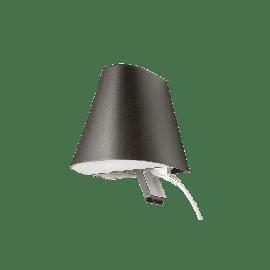 SG Spike 1100 Uplight m/ kontakt Grafitt 11W+6W LED 3000K Ra>80