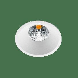 SG Soft Slim DimToWarm IsoSafe Hvit 6W LED 2000-2800K Ra>95