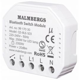 BLUETOOTH SMART MODUL ON/OFF, 2300W / 250W LED