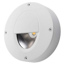 SG CALLISTO WALL MATT-HVIT 4W LED 2700K
