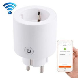 WiFi-kontroll Smart plugg, Fungerer med Alexa og Google Home