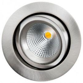 SG junistar IsoSafe DimToWarm Børstet stål 6W LED 2000-2800K Ra>95
