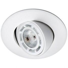 SG JUPITER TEK MATT-HVIT 6,5W LED