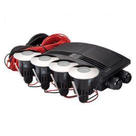 SG LUNA 4×1,2W LED INKL DRIVER OG BOX
