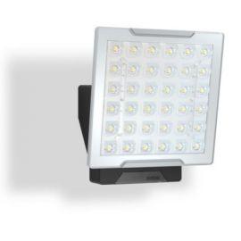 Steinel LED-LYSKASTER U/SENSOR, 2400LM XLED PRO SQUARE SORT SL,24,8W