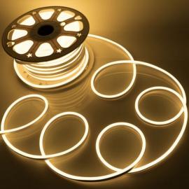 LED Neon 10 Meter 2700K, Plug and play, dimbar