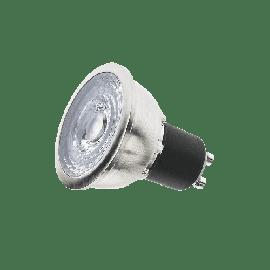 SG Armaturen GU10 6W LED 2700K Ra>90 Børstet Stål