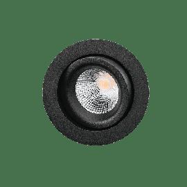 SG Junistar Lux Sort 7W LED 2700K Ra 98