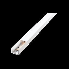 SG StripLine 1,8m Hvit profil utenpåliggende