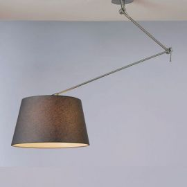 Swing Taklampe Stål E27 u/skjerm IP-20