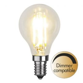 Illumination E14 Klar 2700K 4,2W LED 420lm, Dimbar