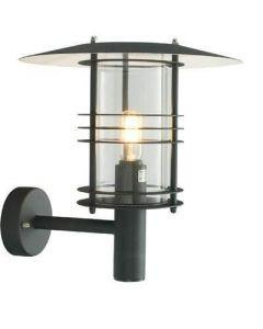 Norlys Stockholm Vegglampe 280 Sort
