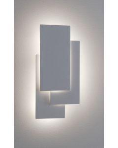 DRABANT Vegglampe LED 12W hvit