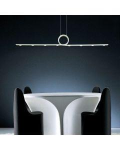 Nordesign Curl takpendel, dimbar 24W LED, Matt hvit