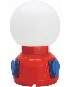 Arbeidslys KUPOLEN LED, 20W, 230V, IP54 med stikk