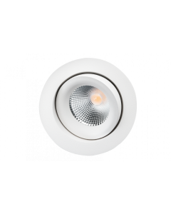 SG Junistar Lux Hvit 7W LED 2700K Ra 98 DALI DIM