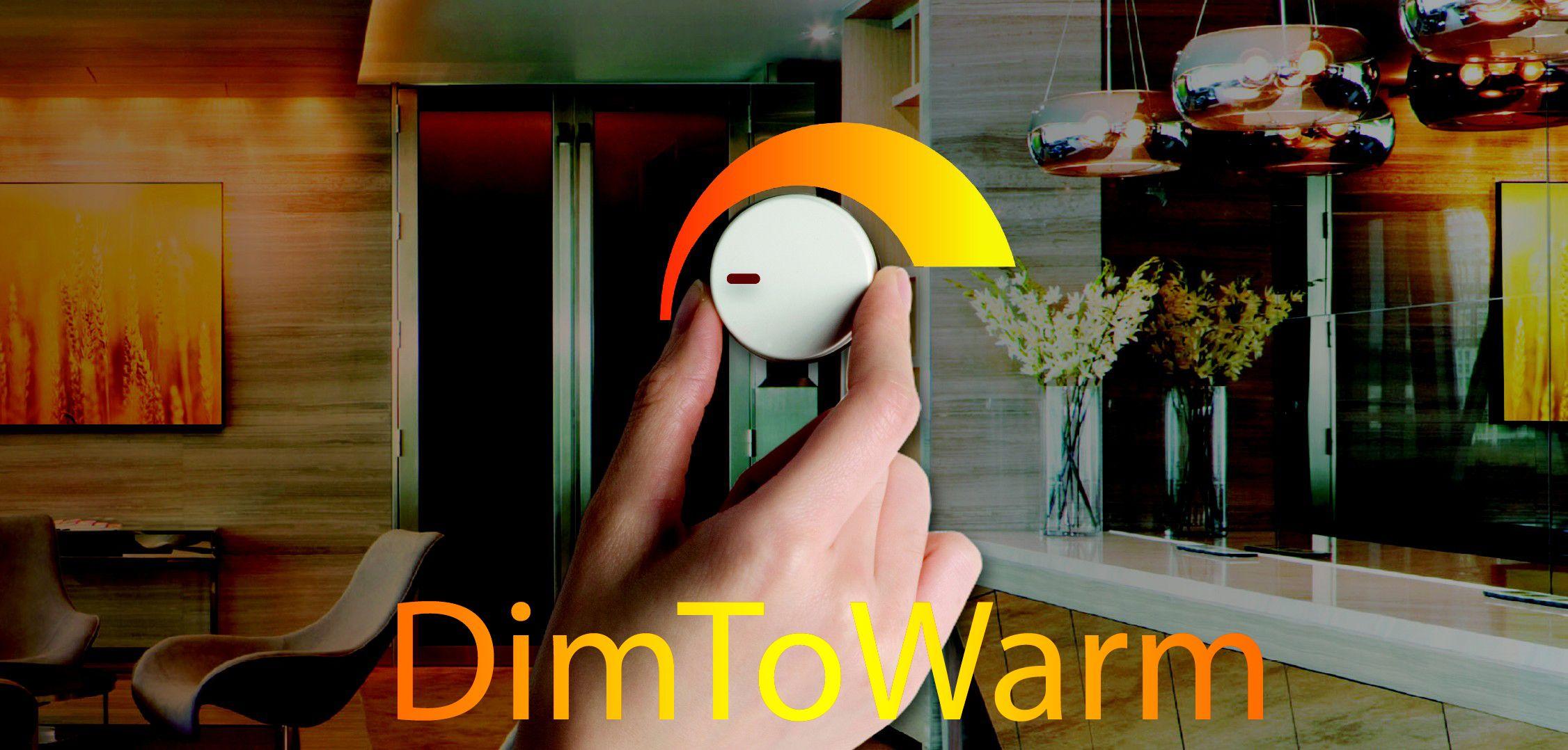 LED DimToWarm