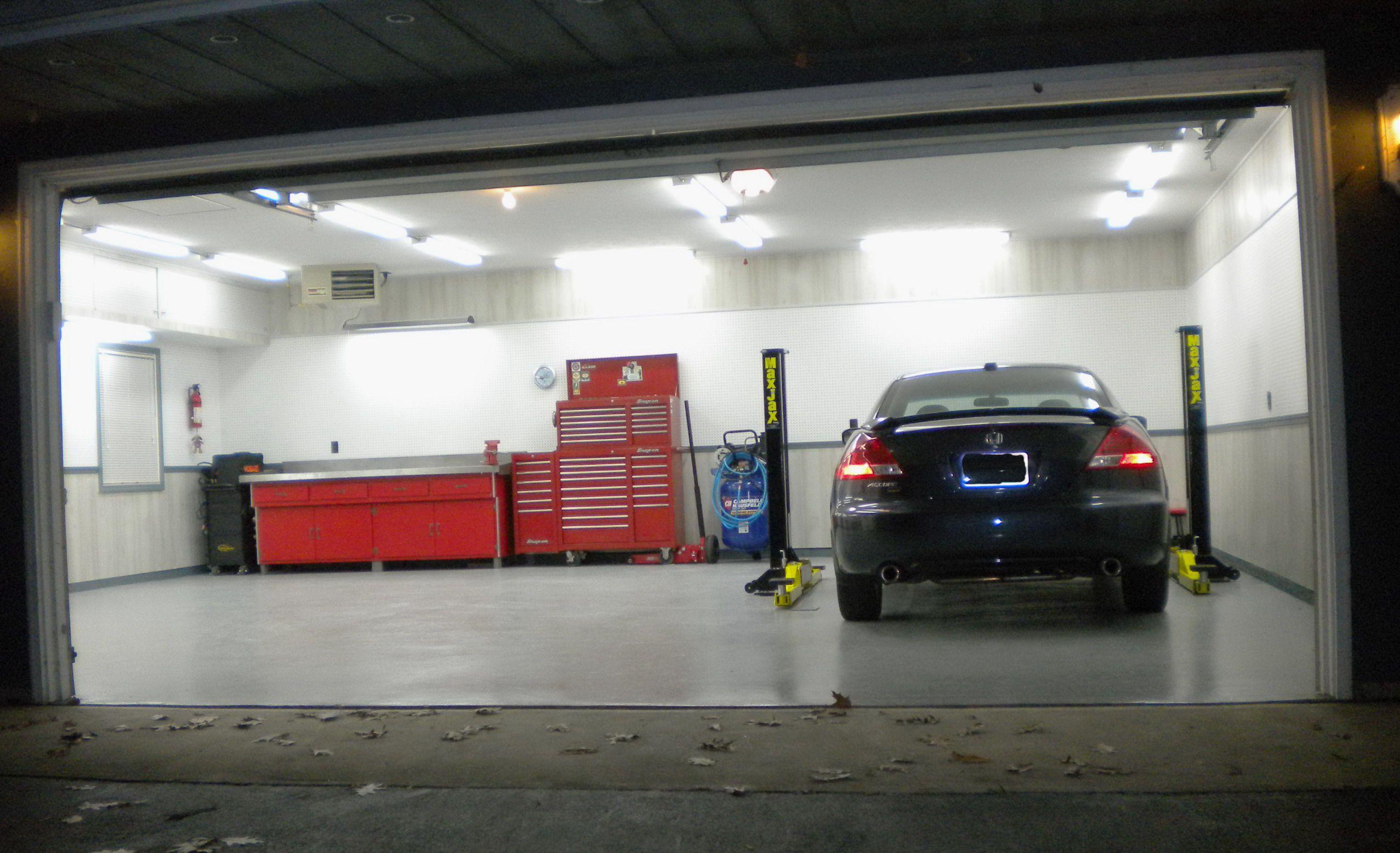 LED til Garasje