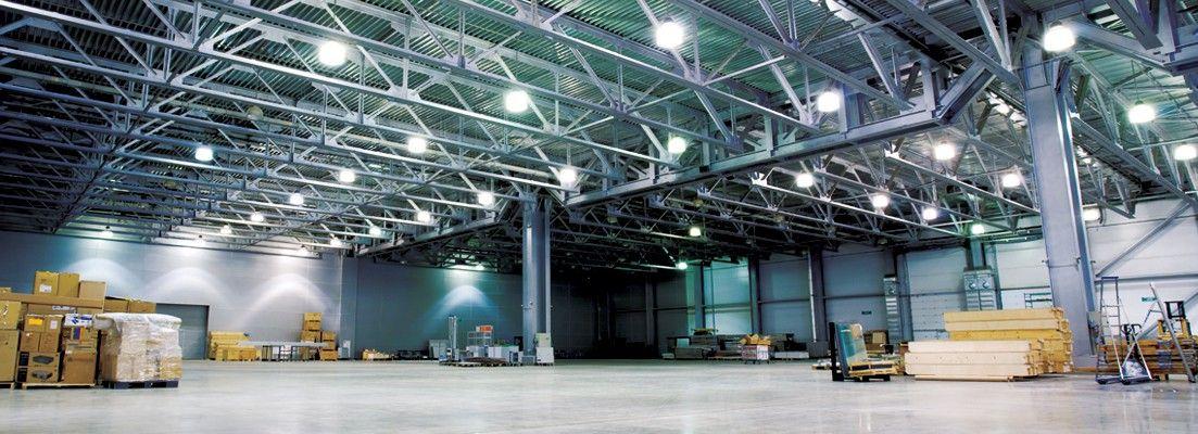 LED industri