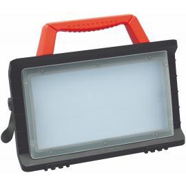 LED Arbeidsbelysning Lyra 24W, IP54, med Stikkuttak og USB uttak