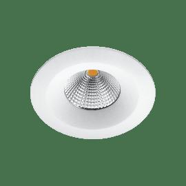 SG Uniled IsoSafe Matt hvit 7W LED 2700K Ra>95 35mm
