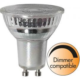LED Pære GU10 2700K Dimbar 6,5W