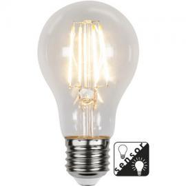 LED pære E27 Dag/Natt SENSOR 7W 2700K