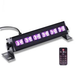 18W LED black light bar