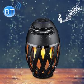 LED fakkel med høytaler