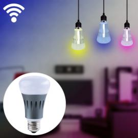 E27 RGB og Hvit lys, Google Home, alexa kompatibel