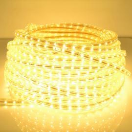 230V 5meter LED stripe, 120led pr meter, plug and play