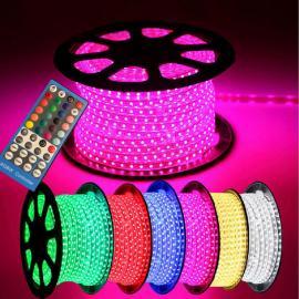 230V RGB og Varm hvit LED stripe