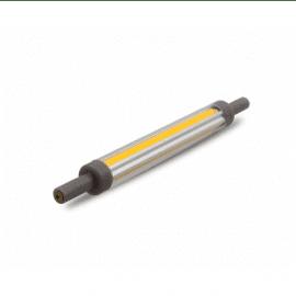 SLIM COB R7S LED 360grader 2700K 78xΦ12mm 5W Dimbar